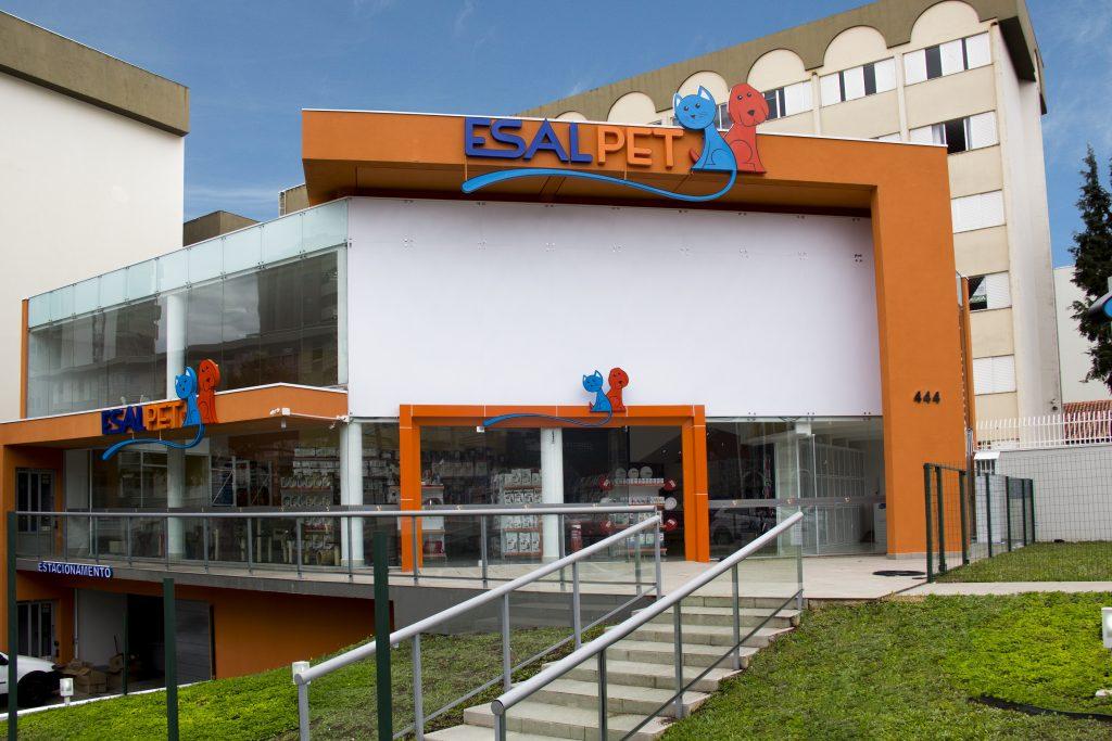 ba3f0ed23 Esalpet inaugura quarta unidade na cidade de Curitiba