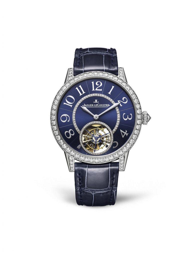 b0fc5ac83fe Os novos relógios Rendez-Vouz ganham uma decoração azul-escuro
