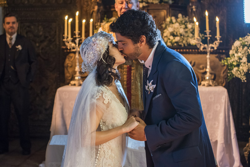 Noivas vintage inspiradas na novela tempo de amar - Amar atelier ...
