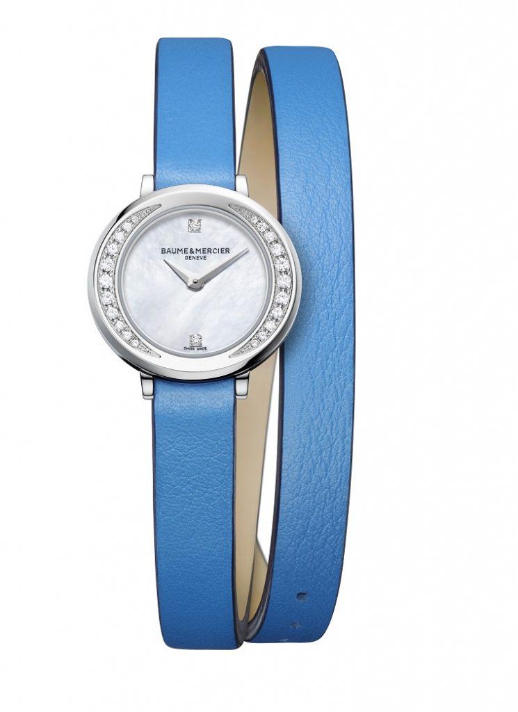 150aeb9ed57 Baume   Mercier sugere relógios para presentear no dia das mães