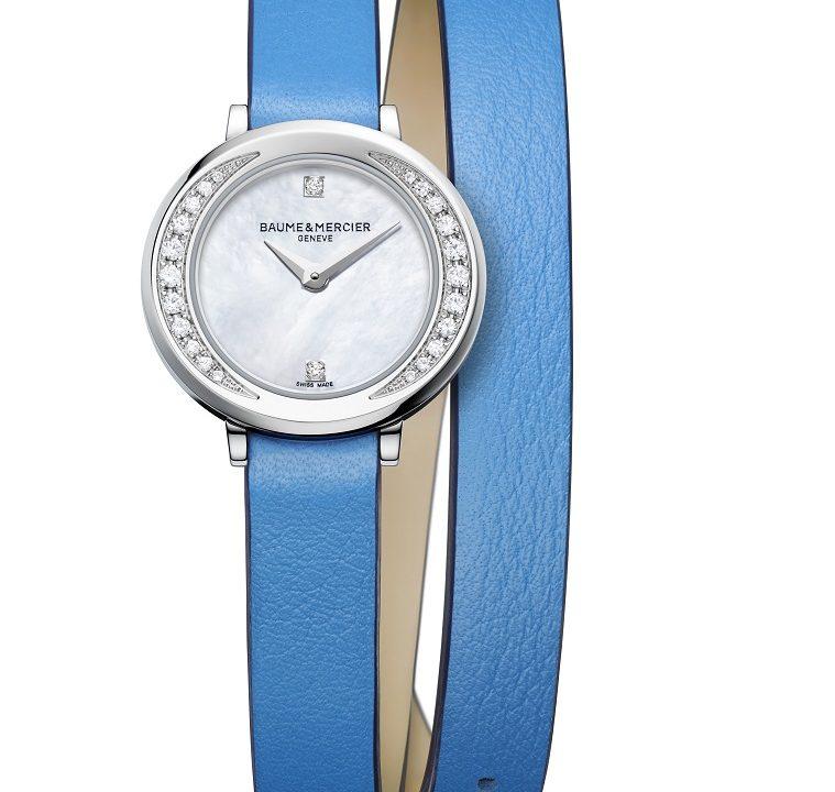 836df56cc95 Baume   Mercier sugere relógios para presentear no dia das mães