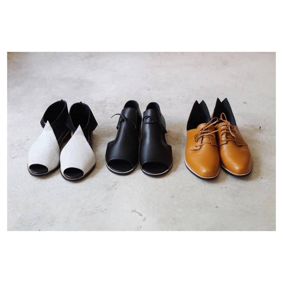 a210e100f Maria Fernanda Sodré: inspirações do cotidiano urbano, com sapatos que  transmitam elegância e modernidade