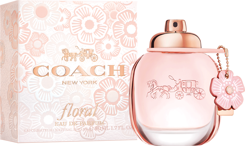 dba1fcf78f Coach lança fragrância feminina inspirada na coleção de bolsas Tea Roses