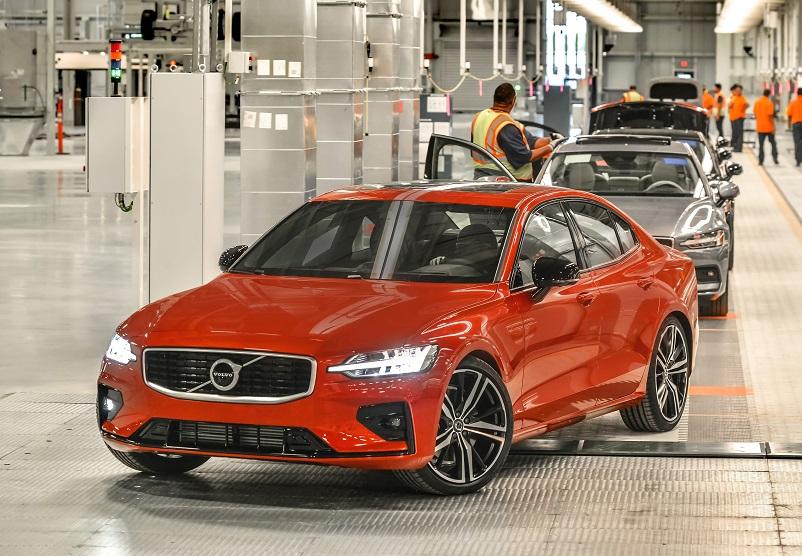 Volvo Cars lança seu novo sedã esportivo S60 e1fb618e3a8ae