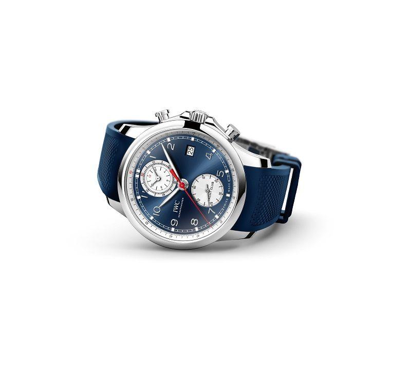 """a99118b7a63 IWC apresenta relógio e pulseiras com edições especiais """"verão"""""""