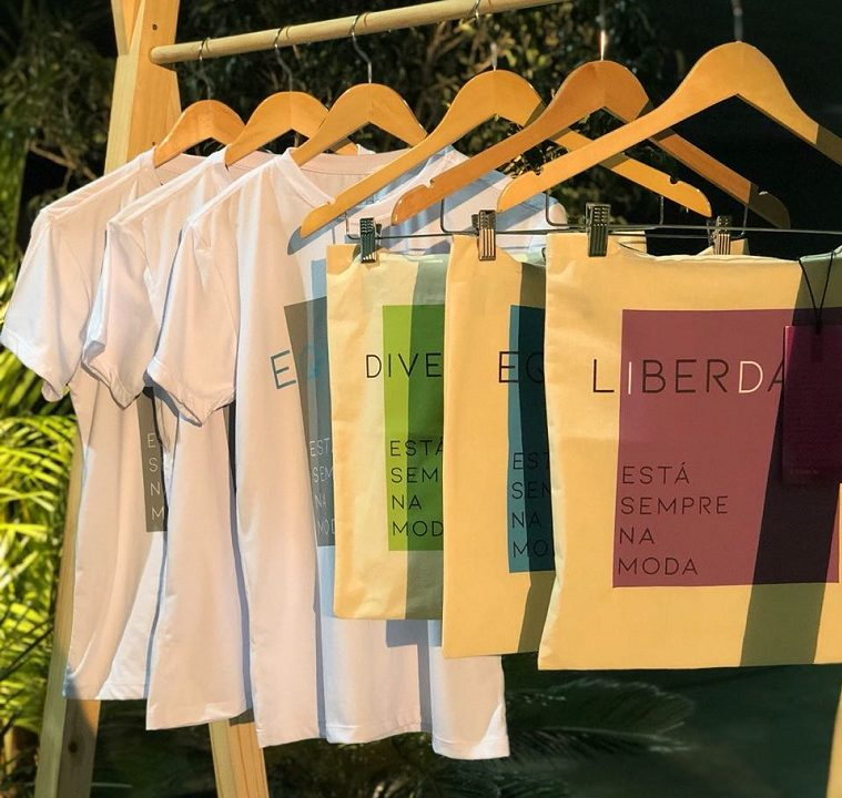34fe5baa4 Exclusiva, sustentável e híbrida: conheça a coleção criada para o ID Fashion