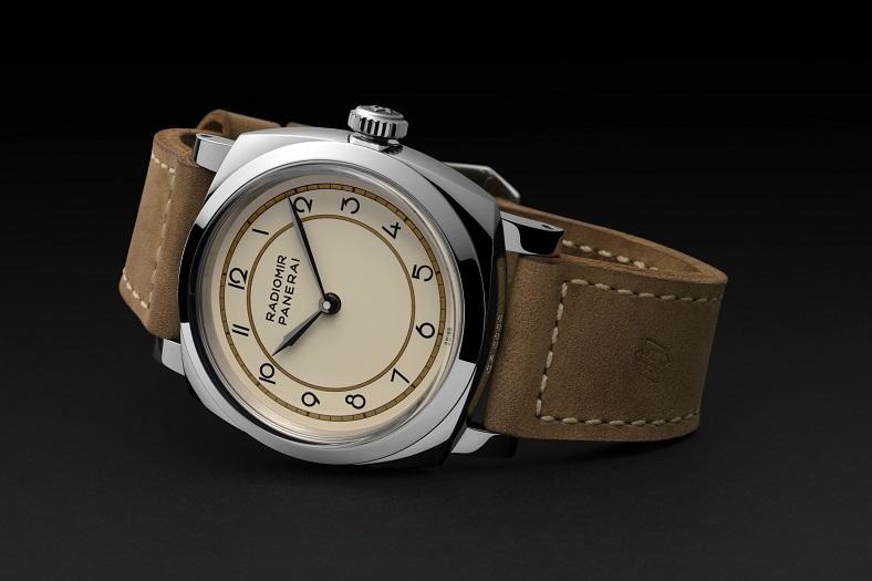 214f0513545 Panerai apresenta relógios inspirados em peça histórica da boutique de  Florença