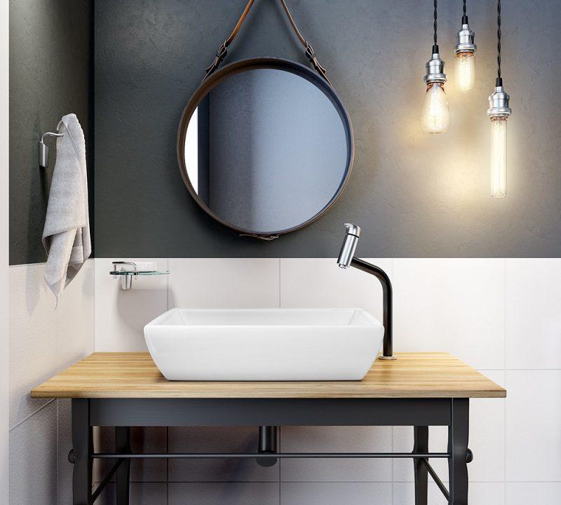 Arquiteta dá dicas na hora de escolher a torneira ideal para o banheiro 168822f449d