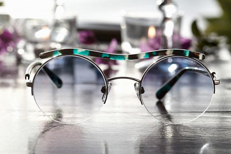 53c57f41faca7 Giorgio Armani apresenta nova coleção de óculos Outono-Inverno 2018 19.  Want create site  Find Free WordPress Themes and plugins.