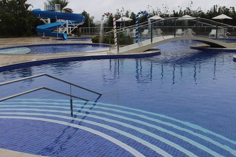 d56eaeb32 Camboa de Paranaguá inaugura a maior piscina em hotel do Litoral do Paraná