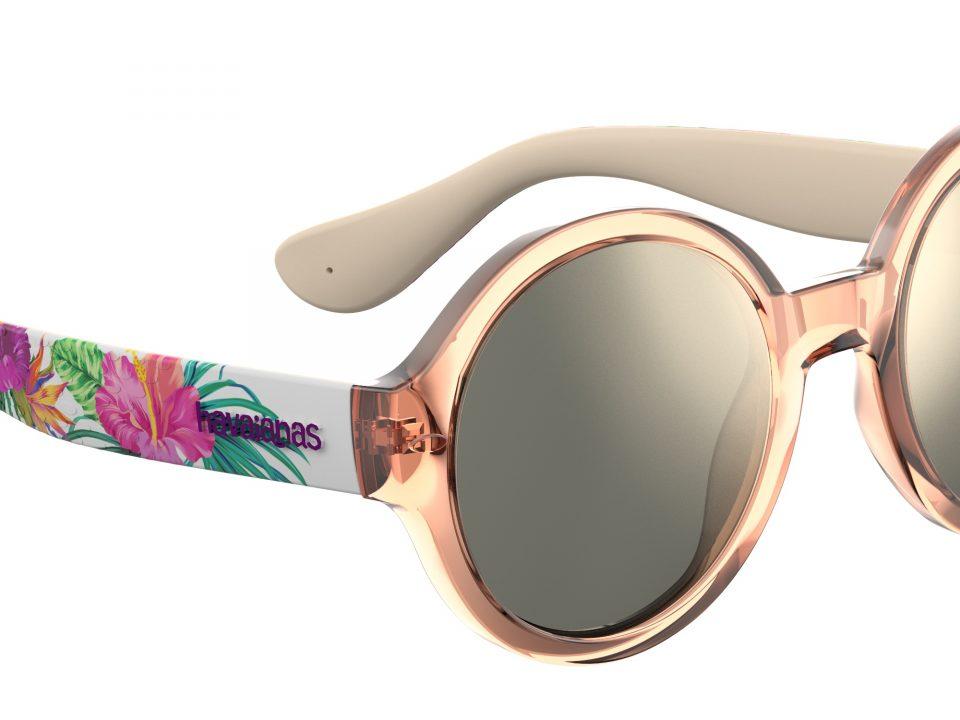 Muita cor e novo modelo revitalizam a linha de Óculos Havaianas 1cf857521d