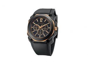 e8a6c80d7fb Dois novos relógios Lvcea Skeleton trazem alguns dos mais icônicos códigos  de design da Bvlgari.