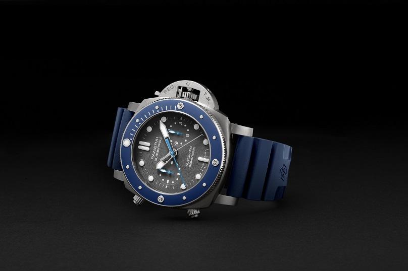 0ed6541f5db Panerai  novos relógios da linha SUBMERSIBLE são apresentados em Genebra  durante o SIHH