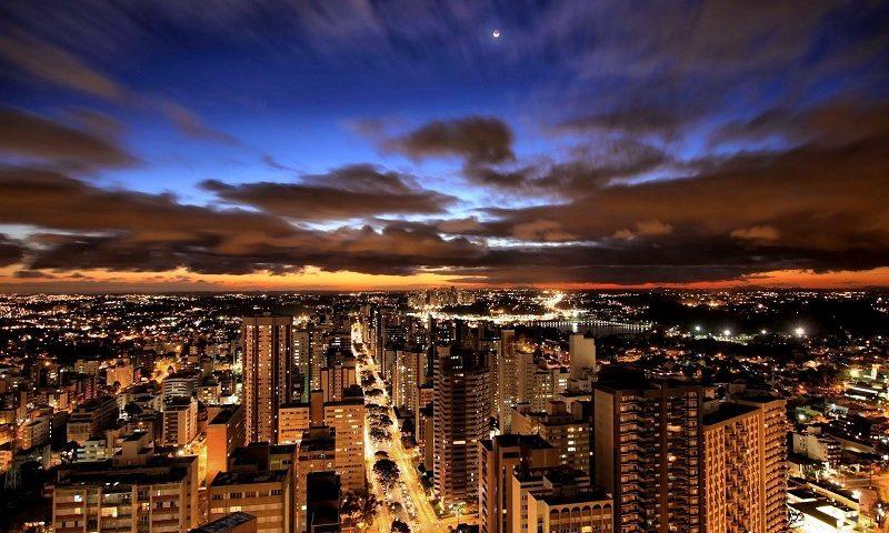 Ano Novo Em Curitiba é Nas Alturas